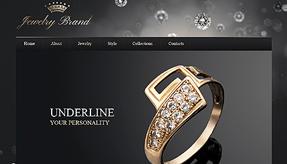 Best Jewelry Website Design – Jewelry